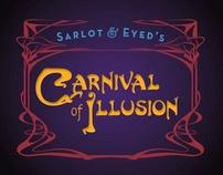 "Sarlot & Eyed's ""Carnival of Illusion"""