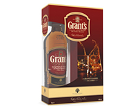 Grants Whisky Range
