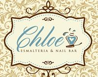 Chloé - Esmalteria & Nail Bar | Identidade Visual