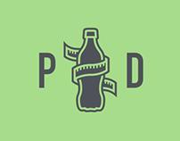 Plastic Diet Logo