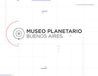 Planetario Identidad / Identity Planetarium