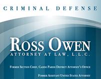 Ross Owen | Criminal Defense Advertising