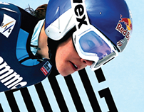 Women's Ski Jumping Feature Spread