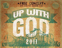 Riverpark Church | Up With God Posters