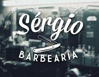 Sérgio Barbearia - Manual de Identidade