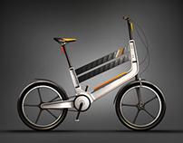 Urbana city bike
