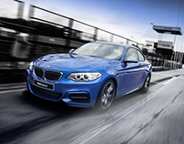 BMW M235i Launch Photos