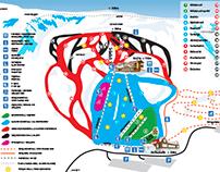 North Iceland ski area