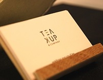 Tea Kup & Company Branding and Packaging
