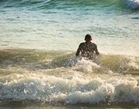 Surfing Lebanon
