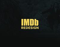 IMDb Movie Page Redesign