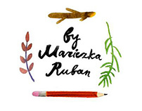 Watercolors by Mariczka Ruban