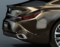 The New BMW SPORTBACK CONCEPT (Details)