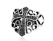 Cross Rings Jewelry