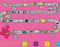 'London Life' Board Game