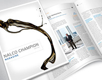 Nalco Champion Magazine: CA Design Annual 2014 Winner