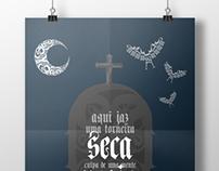 """Cartaz tipográfico """"Genzsch et Heyse"""""""