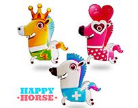 Happy Horse_Paper Toy