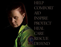 "Tema Conter Memorial Trust - ""Define A Hero"""