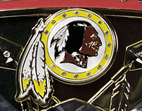 Washington Redskins Championship Belt