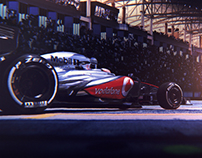 Bahrain F1 Promo