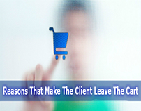 Reasons That Make The Client Leave The Cart