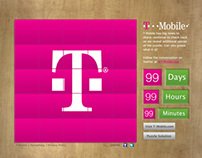 T-Mobile/Samsung Announcement Site