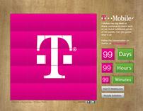 T-Mobile/Samsung Announcement Site