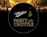 Miller Party in a Bottle
