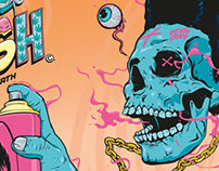 Death Starr Club The Dead Fresh Collection