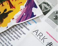Identity for Arken – Museum  of Modern Art