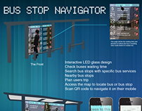 NEXT BIG THING! - Bus Stop Navigator