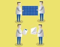 Solar Panel Laboratory