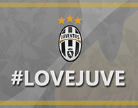 #LoveJuve , Video