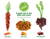Essì - Vegetable Chips
