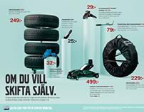 VOLVO // Merchandise campaigns