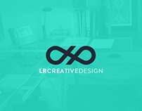 LR Creative Design Logo
