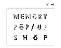 Memory Pop / Up Shop