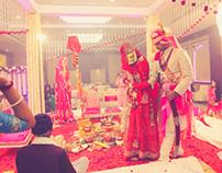 Wedding: Kritika + Adhiraj