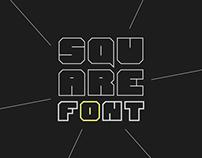 Square Font