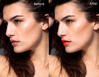 Beauty & Fashion Retouching