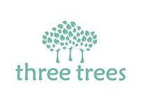 Three Trees Label Design