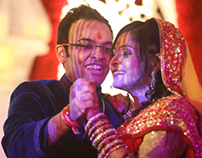 Wedding: Akshay + Ritu