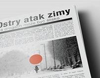 katowice ULICZNIK  (tabloid project)