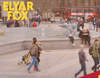 "Elyar Fox ""Superhero"" Teaser Cinemagraph Video"