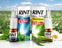 Packaging design.Rint