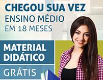 Flyer's - Instituto Aliança