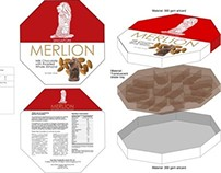 Pitch Work for Merlion Chocolates Packaging Re-design