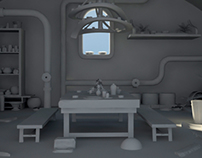 Alchemist room