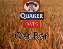 Packaging Quaker Oat bar
